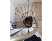 Aus alt mach´ neu – Teil-Erneuerung und Modernisierung eines Treppengeländers