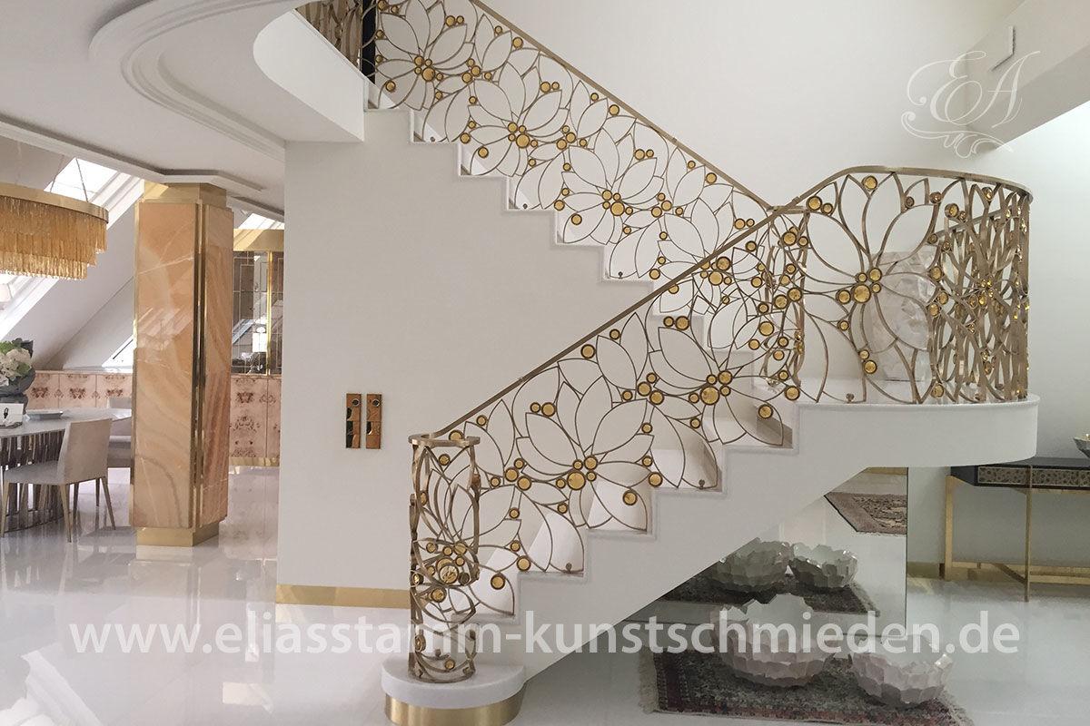 Großartig Treppengeländer Verschönern Das Beste Von Feenauge Treppengeländer Messing