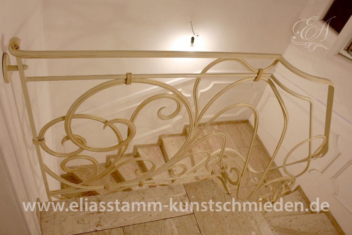 Exklusive geschmiedete Treppengeländer # Artikel 02.01.32
