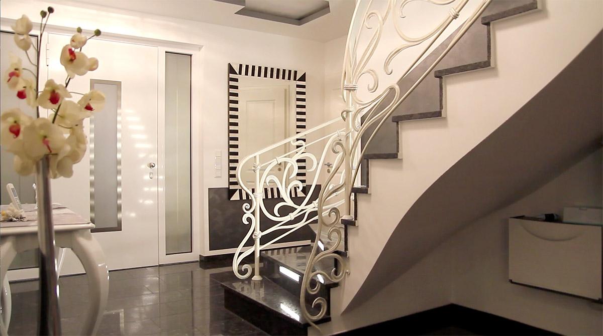 Gewaltig Treppengeländer Verschönern Sammlung Von Treppengeländer Modern