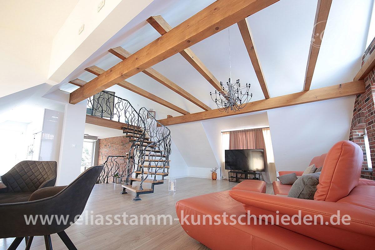 Wohnideen Treppengeleander