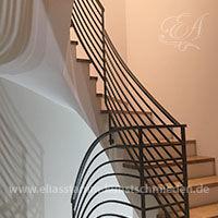 Geschmiedete Treppen