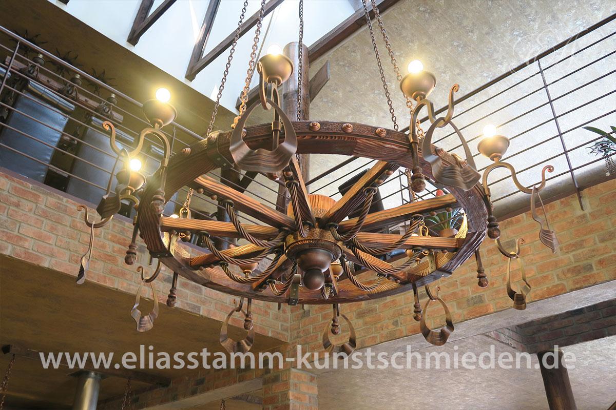 Kronleuchter Für Den Aussenbereich ~ Geschmiedete lampen leuchten. sonderanfertigung.