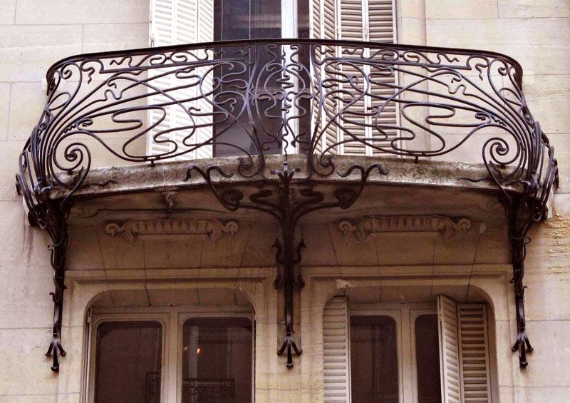 Balkongel nder geschmiedet sonderanfertigung designidee for French balcony railing