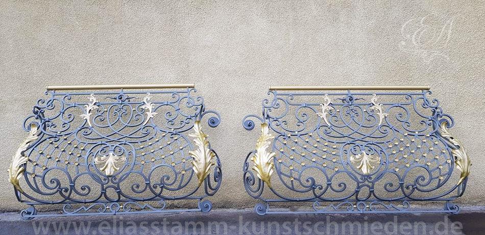 Was ist ein Französischer Balkon?