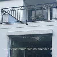 geschmiedete Balkon