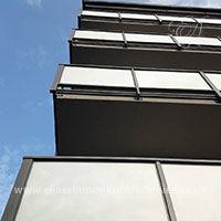 Balkongeländer & Treppengeländer
