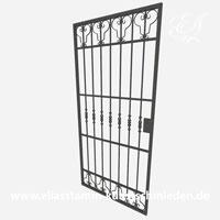 geschmiedete Fenstergitter Model Premium