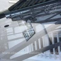Geschmiedete Vordächer