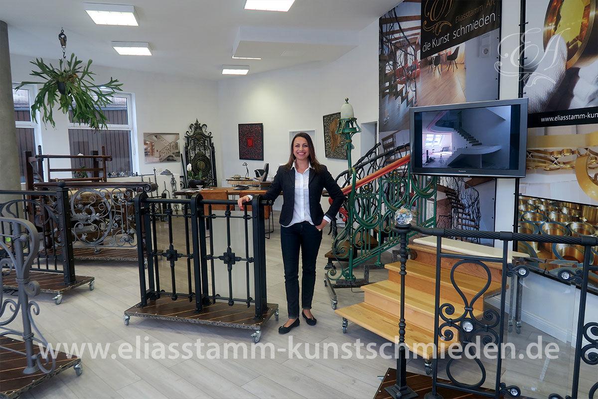 Firma Eliasstamm Art unterstützt Weihnachtsmann