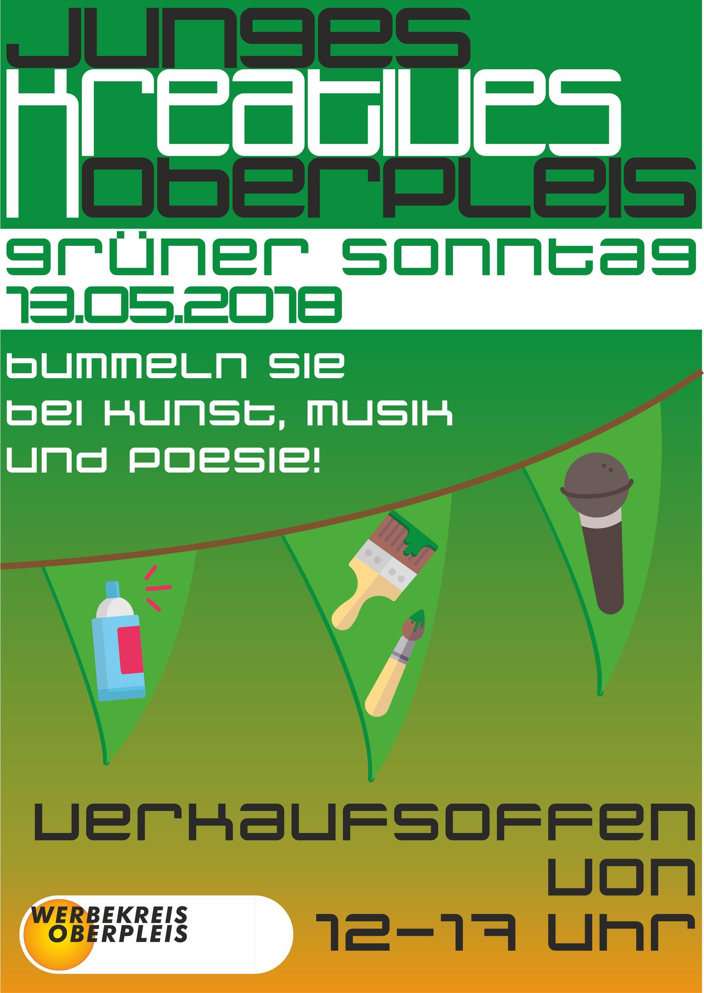 Verkaufsoffener Sonntag am 13.05.2018 in Königswinter Oberpleis.