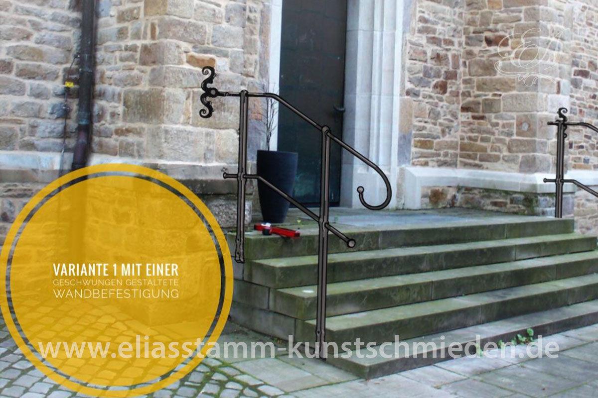 entwurf aussengelaender st mauritius kirche 04