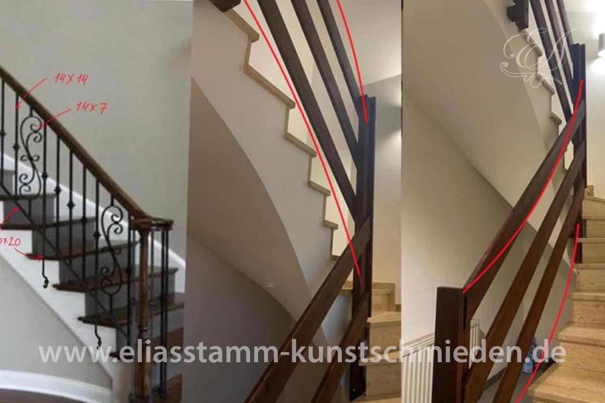 skizze treppenhaus 1