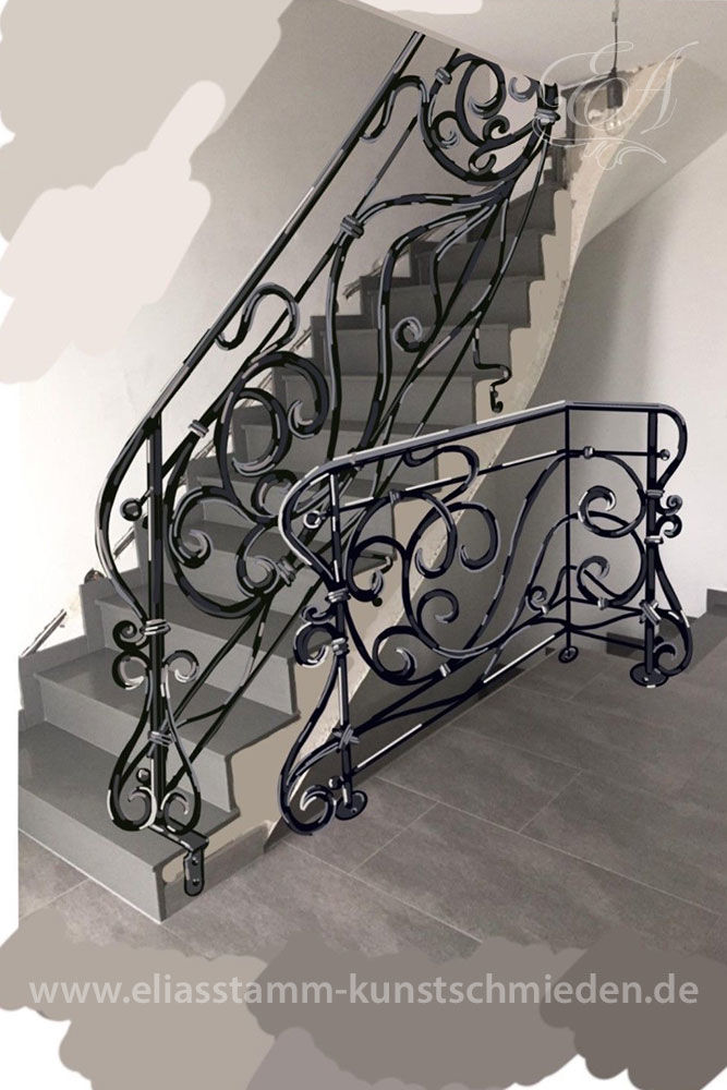 treppe-einfamilienhaus-fussbodenheizung 10